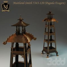 Maitland-Smith 5343-120 (Pagoda Etagere)