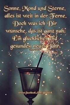 New Year - Sandy Eschebach - . Happy New Year Wishes, New Year Greetings, Happy New Year 2020, Merry Christmas And Happy New Year, Happy Year, Eyes Quotes Soul, Life Quotes, Quotes Quotes, New Year's Eve Cocktails