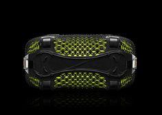 NIKE présente rebento polochon: une performance cuir sac de sport 3D imprimé