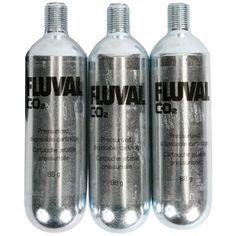 Fluval Disposable CO2 Cartridge - 88 g - 3 pk.
