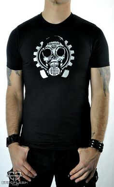 Cryoflesh.com Rivethead Shirt Male