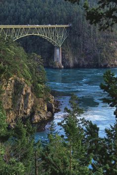 Deception Pass | Washington (by Jim Parker)