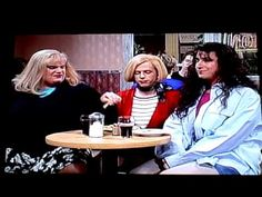 """Chris Farley's French Fries with David Spade and Adam Sandler. """"The Gap Girls"""" one of my fav sketches!!!"""