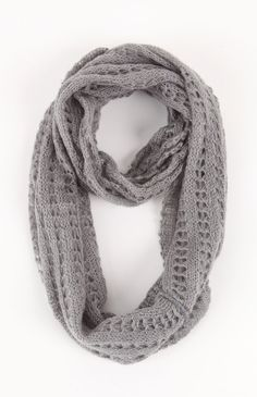 pacsun infinity scarf