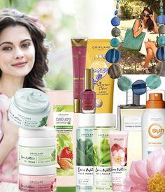 Oriflame - Sweden - Oriflame cosmetics