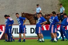 #Croatia #training #FIFA #WorldCup #France #1998 #Hrvatska #DrazenLadic #ZvonimirBoban #RobertProsinecki #DavorSuker #IgorStimac #GoranJuric #VladimirVasilj #Ladic #Boban #Prosinecki #Suker #Stimac #Juric #Vasilj #legends #classicfootballplayers by classicfootballplayers01
