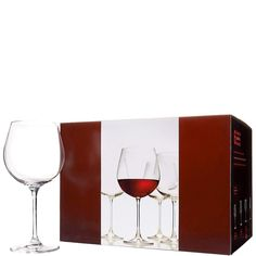 SANTÉ Burgunderglas 6er Set    Auf Ihr Wohl: Sie stoßen an mit dem edlen Santé-Glas, wahlweise als Champagnerflöte, Weißwein-, Rotwein- und Burgunderglas erhältlich, sowohl einzeln als auch im 6er Set. Die zeitlos elegante Form passt zu jeder Gelegenheit sowie auf jede Tafel - und darf anschließend in die Spülmaschine, damit Sie keine unnötige Arbeit haben. Wenn das nicht noch ein Grund zum Fei...