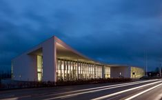 Birkerød Sports and Leisure Centre / SHL Architects