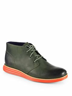 Cole Haan - Lunar Grand Chukka Boots