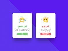 Flash Message (Error/Success) by hyrum palmero