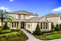 View Floor Plans at Woodland Park in Orlando, FL Orlando Theme Parks, Woodland Park, Dome House, Custom Built Homes, Waterfront Homes, Celebrity Houses, Florida Home, Model Homes, Home Builders