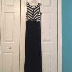 Maxi dress Super soft material, can't wear maxi's because I'm too short! Malloy Dresses Maxi