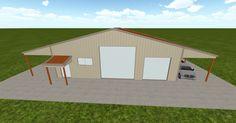 Cool 3D #marketing http://ift.tt/2cQhr3I #barn #workshop #greenhouse #garage #roofing #DIY
