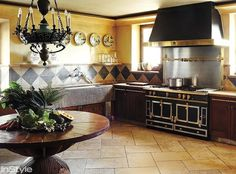 31 Celebrity Kitchens Better Than a Live-In Chef