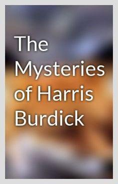 The Mysteries of Harris Burdick - Under the Rug - ExactlyWhat