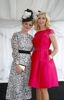 Fashion stakes high at day 2 Irish Champions Weekend at the Curragh
