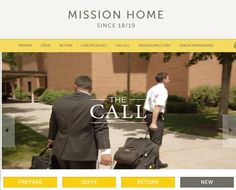MissionHome.com is a missionary website that focuses on each phase of missionary service—prepare, serve, and return. It has information about the 405 missions around the world, articles by LDS authors to help young men and women prepare for their missions, and even a place to order care packages for missionaries already serving. Mission Home is a great resource for soon-to-be missionaries, for returned missionaries, and for families of those who are currently out in the mission field.
