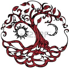 Tree Of Life Clip Art Libres De Droits , Vecteurs Et Illustration. Image 36748067.