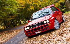 "1994 Lancia Delta HF Integrale 16v Evoluzione II   ""a real menace"" by nmdelgado"