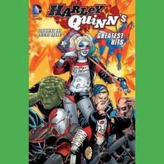 Day 143: PRE-ORDER your copy by 10pmEST tomorrow (5/23/16) and get 30% OFF the listed cover price!  HARLEYS QUINNS GREATEST HITS TP DC COMICS (W) Amanda Conner & Various (A) Jim Lee & Various (CA) Amanda Conner Get an eyeful of Harley's greatest hits from comics including stories from BATMAN ADVENTURES #12 (Harley's first comics appearance!) BATMAN #613 GOTHAM CITY SIRENS #7 SUICIDE SQUAD #1 BATMAN #13 HARLEY QUINN #21 HARLEY QUINN AND THE SUICIDE SQUAD APRIL FOOL'S SPECIAL #1 and the…