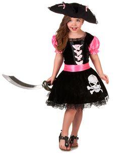 Christys D/éguisement de Pirate pour Petite Fille Taille S