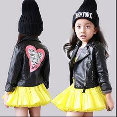 Korean-PU-Leather-Girls-Spring-Jacket-Clothes-Casual-font-b-Motorcycle-b-font-font-b-Kids.jpg (800×800)