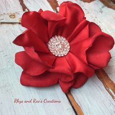 Maroon Hair Flower, Baby's Headband, Girls Headband, Maroon Red, Vintage Style, Hair Clip, Women's Hairband, Newborn Headband, Burgundy Red by RhysandRaesCreations on Etsy https://www.etsy.com/listing/262413388/maroon-hair-flower-babys-headband-girls