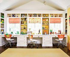 homeschool room for multiple children - Google Search
