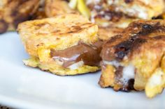French Toast S'More-