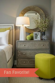 Guest Bedroom From Hgtv Smart Home 2015