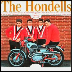 """The Hondells"" (1965, Mercury).  Their second and last LP."