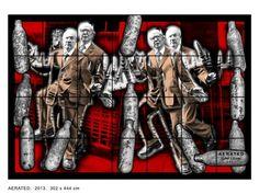 Gilbert & George White Cube Bermondsey