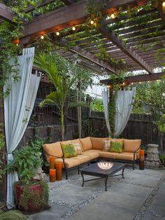 45 Εκπλητικές ιδέες για εξωτερικούς χώρους.
