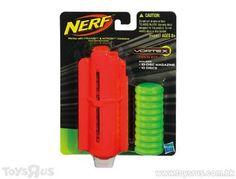 #Nerf Vortex Mission Kit