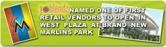 YoBlendz Named one of first retail vendors to open in West Plaza at brand new Marlins Park