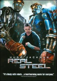 Real Steel Movie Cover