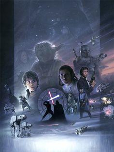 Star Wars...great movies