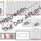 Are you looking for some fun activities for the day after Halloween.  The kids are always so excited to share all the things they saw and talk abou...