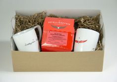 Seasonal Single Origin gift box. $34