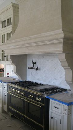 The Enchanted Home: french kitchens