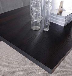 Wooden rectangular table Geronimo Rettangolare | milanomondo