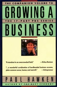 Growing a Business By Paul Hawken ...I open my 1st Business ( a restaurant ) in 1987  and read this book in 89.. It has stayed in my library ever since and have  return to the torn pages and underlined and high lighted pgs many times . ... Oh,and  that 1st restaurant is still open today !!! j michael