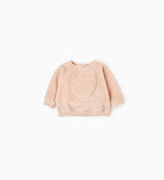 Image 1 of Kitty sweatshirt from Zara