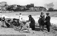 570 British Seaside - Vintage Images ideas | british seaside, seaside,  great british