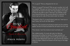 Miss Guided quote. Cover image by Steven Novak. Banner by Becca of Breathless Ink. Becca, Tangled, Crowd, Banner, At Least, Ink, Let It Be, How To Plan, Cover