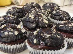 Paleos csokis muffin