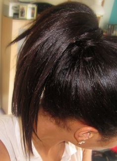 hair on pinterest relaxed hair long relaxed hair and