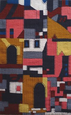 Sue Spooner interview: Weave tapestry                                                                                                                                                     More