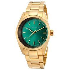Designer Clothes, Shoes & Bags for Women Gold Watch, Bracelet Watch, Watches For Men, Product Launch, Shoe Bag, Bracelets, Polyvore, Blue, Stuff To Buy