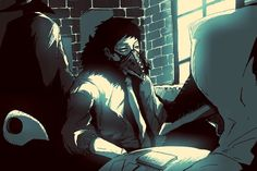 Boku no Hero Academia || Mimic || Overhaul/Chisaki || Chronostasis